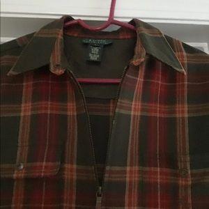 Lauren Ralph Lauren Jacket Shirt